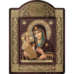 Набор для вышивания бисером Нова Слобода СН8007 Богородица «Троеручица»