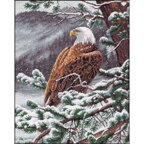 Набор для вышивания крестом Classic Design Страж леса 4427