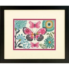 Набор для вышивания Dimensions 70-65178 Butterfly Dream фото