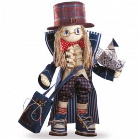 Набор для шитья каркасной интерьерной куклы Нова Слобода К1031