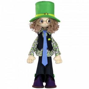 Набор для шитья каркасной интерьерной куклы Нова Слобода К1062