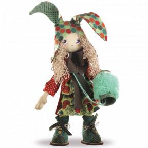 Набор для шитья каркасной интерьерной куклы Нова Слобода К1033