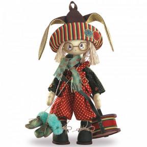 Набор для шитья каркасной интерьерной куклы Нова Слобода К1034