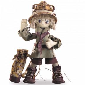 Набор для шитья каркасной интерьерной куклы Нова Слобода К1041