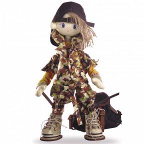 Набор для шитья каркасной интерьерной куклы Нова Слобода К1042