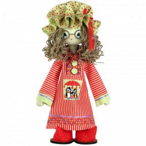Набор для шитья каркасной интерьерной куклы Нова Слобода К1052