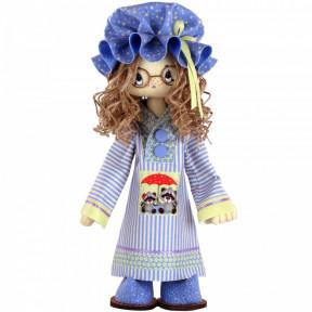 Набор для шитья каркасной интерьерной куклы Нова Слобода К1053