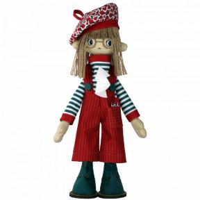Набор для шитья каркасной интерьерной куклы Нова Слобода К1056