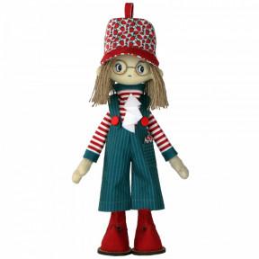 Набор для шитья каркасной интерьерной куклы Нова Слобода К1057