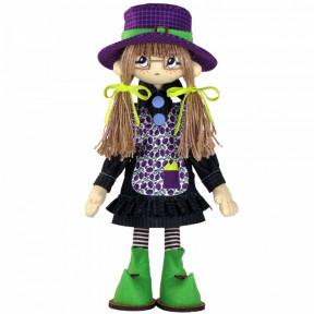 Набор для шитья каркасной интерьерной куклы Нова Слобода К1060