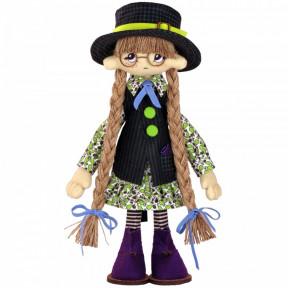 Набор для шитья каркасной интерьерной куклы Нова Слобода К1061