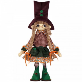 Набор для шитья каркасной интерьерной куклы Нова Слобода К1065