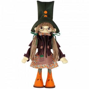 Набор для шитья каркасной интерьерной куклы Нова Слобода К1066