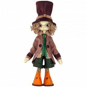 Набор для шитья каркасной интерьерной куклы Нова Слобода К1067