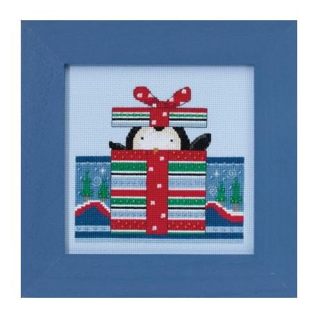Набор для вышивания Mill Hill DM301712 Polar Peek фото