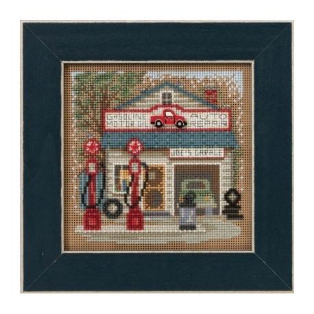 Набор для вышивания Mill Hill MH141614 Joe's Garag фото