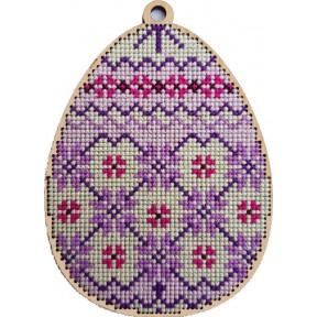 Набор для вышивки крестом Alisena 5502а-Б Пасхальная – с