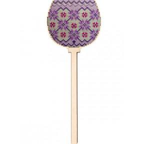 Набор для вышивки крестом Alisena 5502а-В Пасхальная – топер