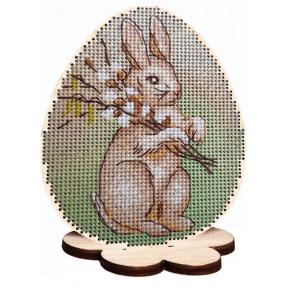 Набор для вышивки крестом Alisena 5503а-А Пасхальная – кролик –