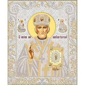 Рисунок на ткани Марічка РИК-3-043 Св. Николай Мирликийский