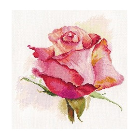 Набор для вышивки крестом Алиса 2-39 Дыхание розы. Очарование