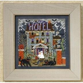 Набор для вышивания Mill Hill MH148201 Haunted Hotel
