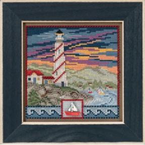 Набор для вышивания Mill Hill MH141714 Lighthouse