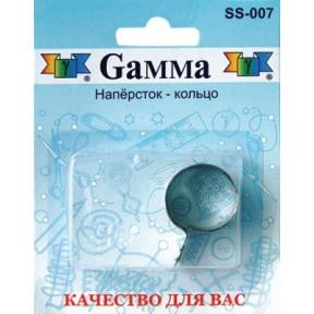 Наперсток-кольцо SS-007 Гамма