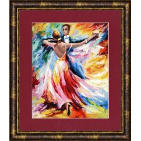 Набор для вышивки Золотое Руно ЧМ-021 Танец любви