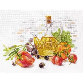 Набор для вышивки крестом Алиса 5-20 Оливковый натюрморт фото