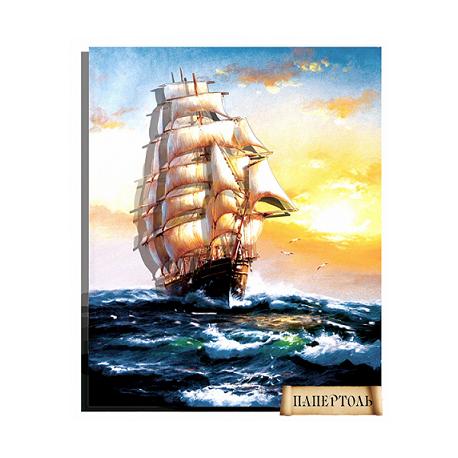 """Картина из бумаги Папертоль РТ150050 """"На всех парусах"""" фото"""