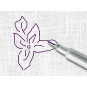 Карандаш маркировочный 9471 фиолетовый для светлых тканей