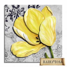 "Картина из бумаги Папертоль PT150136 ""Винтаж-4"""