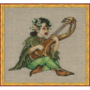 Набор для вышивания крестом NIMUЁ 12-Z003 К (Aida)