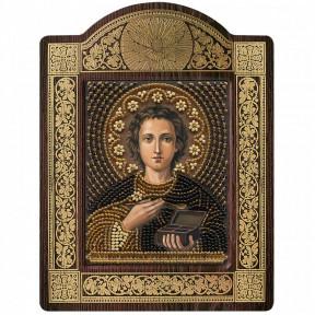 "Набор для вышивания бисером Нова Слобода СН8033 ""Ікона Прсв. Богородиці «Св. Вмч. Цілитель Пантелеймон»"