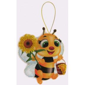 Набор для вышивания бисером Butterfly F031 Пчёлка