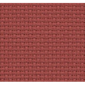Ткань для вышивания 3706/4026 Stern-Aida 14 (36х46см) терракот