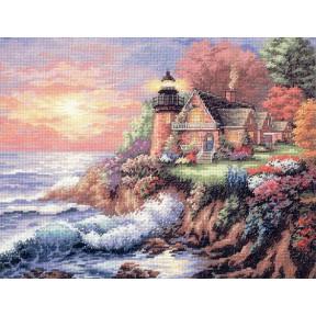 Набор для вышивания крестом Classic Design Морской страж 4444