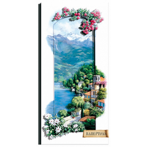 """Картина из бумаги Папертоль РТ150168 """"Итальянские пейзажи."""