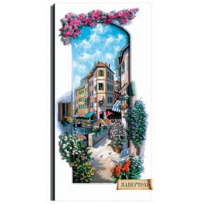 """Картина из бумаги Папертоль РТ150167 """"Итальянские пейзажи."""