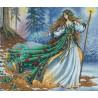 Набор для вышивки крестом Dimensions 35173 Woodland Enchantress