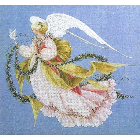 Схема для вышивания Lavender Lace LL26 Angel of Summer фото