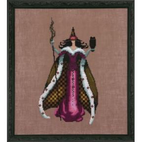 """Схема для вышивания """"Mari//Мари"""" Nora Corbett NC210 фото"""