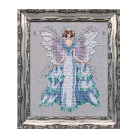 """Схема для вышивания """"Winter Dream//Зимняя мечта"""" Nora Corbett"""