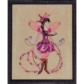 """Схема для вышивания """"The Blossom Collector//Цветочный"""