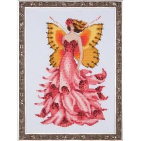 """Схема для вышивания """"Foxglove//Наперстянка"""" Nora Corbett NC229"""