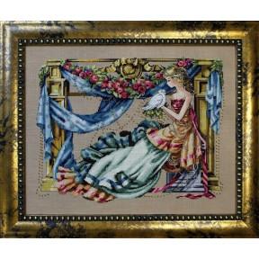 Схема для вышивания Mirabilia Designs MD97 Athena – Goddess Of