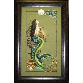 Схема для вышивания Mirabilia Designs MD95 Mermaid Of Atlantis