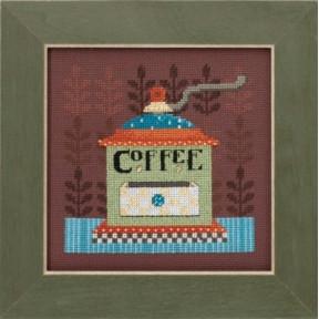Набор для вышивания Mill Hill DM301612 Coffee Grinder