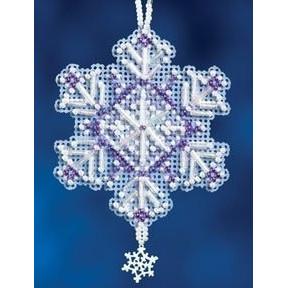 Набор для вышивания Mill Hill MH162303 Amethyst Crystal